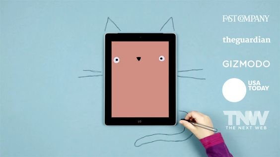 Kids! Draw funny animals! Parents! Help your kid start drawing, and learn the alphabet! Expand your iPhone/iPad, all you need to get started is pen and paper,…