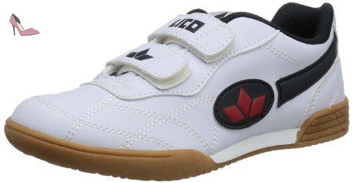 Lico Milan, Chaussures de sport homme, Etoiles émeraudes, 36 EU (3.5 Kinder UK)