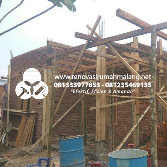 Pemborong Bangunan Rumah di Malang