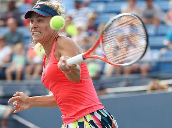 9/8/16 Angelique Kerber:  Will become First German No. 1 since Steffi Graf in 1997. via WTA.