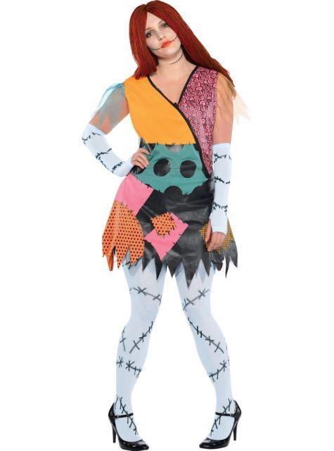 Plus Size Nightmare Before Christmas Clothing