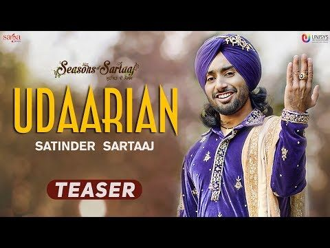 Udaarian Satinder Sartaaj Song Ringtones Songs Ringtones Teaser
