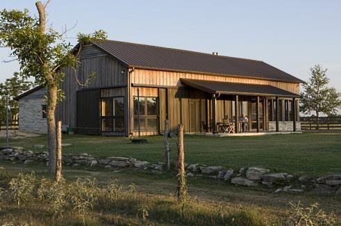 pole barn house plans . . . post-frame flexibility! | duplex plan
