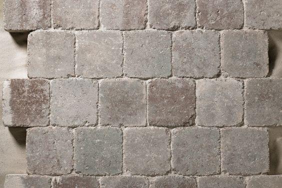Klinker marlux stonehedge klassevolle klinkers met afgeplatte kassei look marlux outside - Geplaveid voor allee tuin ...