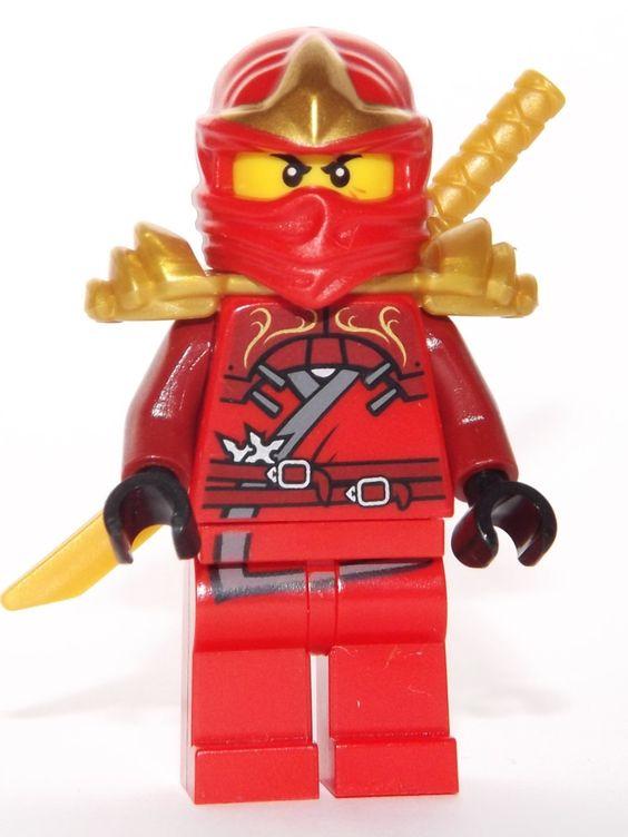 Lego ninjago kai google search my little guy 39 s - Ninjago kai zx ...