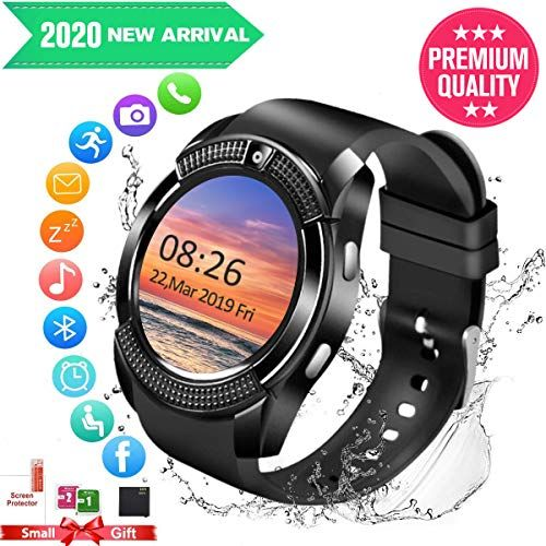 Smart Watch Smartwatch For Android Phones Smart Watches Https Www Dp B0813p55wq Ref Cm Sw R Pi Dp U Bluetooth Watch Smart Watch Android Phone