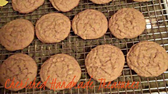 Pumpkin Spice Cookies   Cherished Handmade Treasures