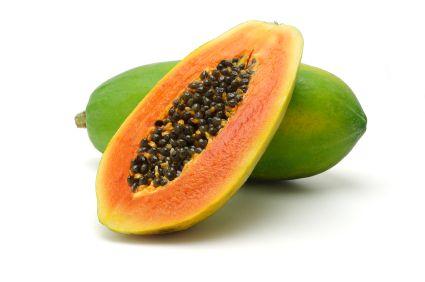 Papaya Salad: Olive Oil, Papaya Salad, Healthy Recipes, Face Masks, Healthy Fruits