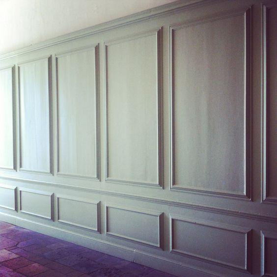 Georgian paneling | Architectural | Pinterest