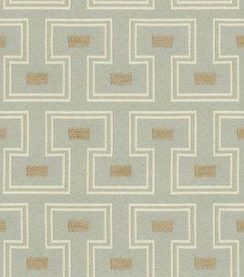 Upholstery Fabric-Liz Claiborne Wyatt Sky