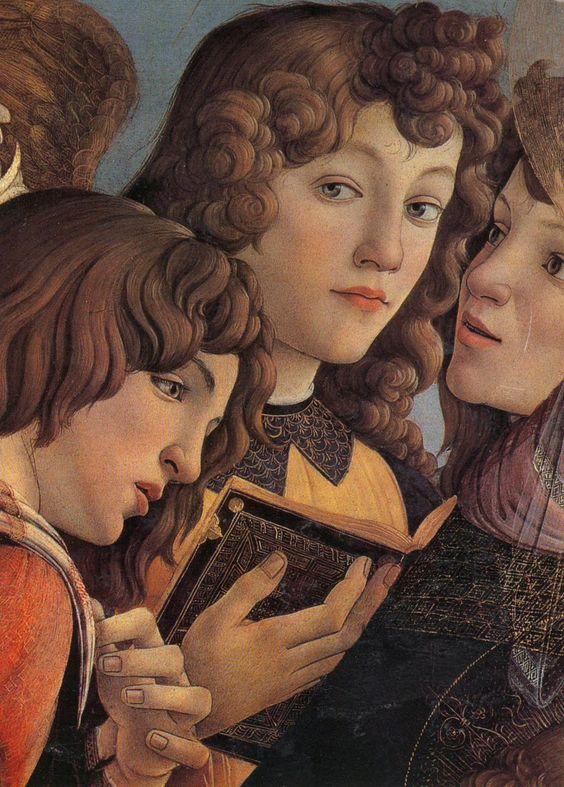 sandro botticelli   Sandro Botticelli: