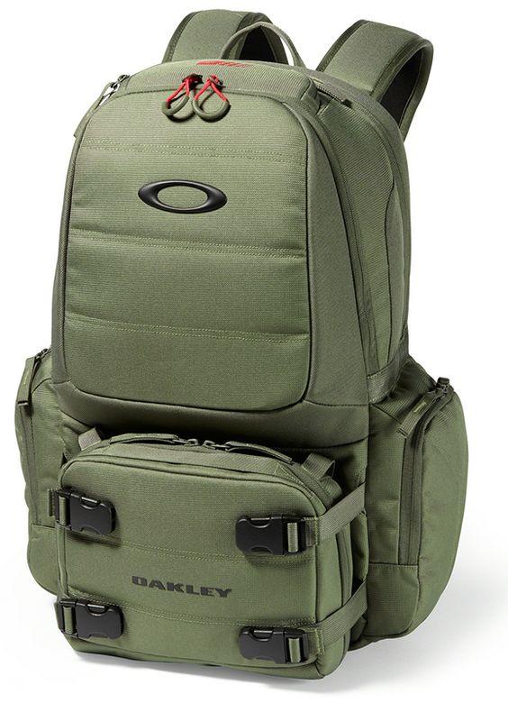 Oakley Si Worn Olive Chamber Range Pack Ranges Oakley