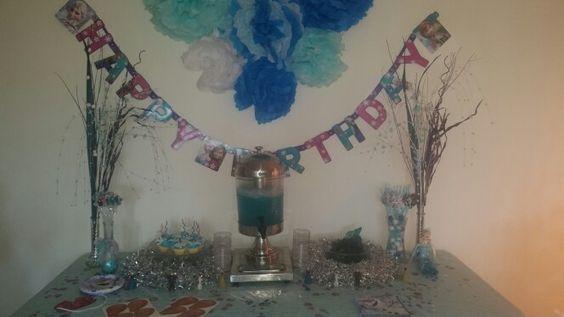 Frozen Birthday