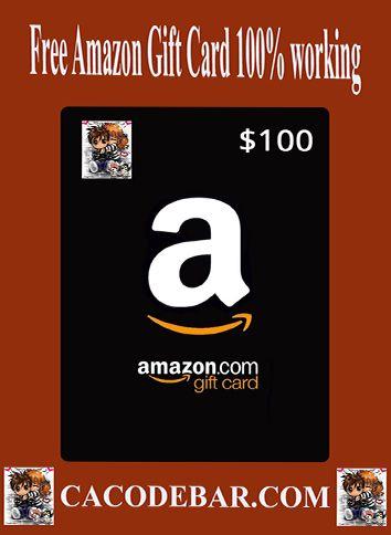 Amazon Gift Card Codes