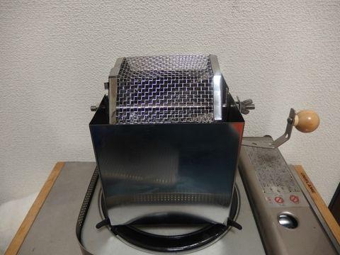 自作 珈琲焙煎機 自作 珈琲 アウトドア用品