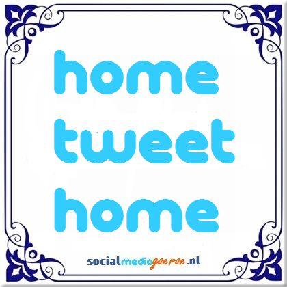 Home Tweet Home!!!