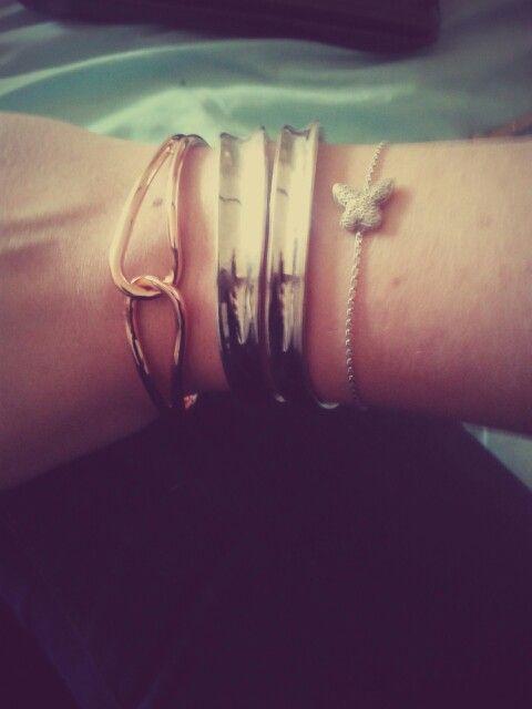 Bracelets Agatha Paris