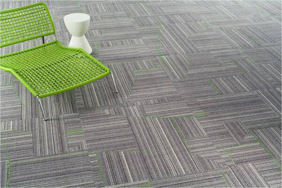 "Milliken's Remix 2.0 in Backbeat hits Interior Design's ""Weekly Top 5"" in flooring!"