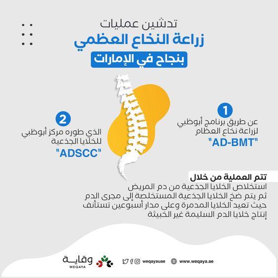 تدشين عمليات زراعة النخاع العظمي بنجاح في الإمارات Pie Chart Chart Ads