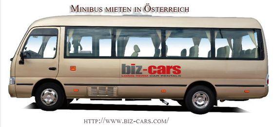 Biz-Cars bietet Ihnen die Möglichkeit, ein Minibus in Österreich zu mieten. Zögern Sie nicht, uns auf unserer Webseite zu kontaktieren: http://www.biz-cars.com/