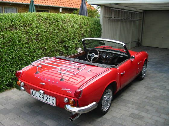 1969 triumph spitfire mk iii | sweet rides | pinterest | triumph