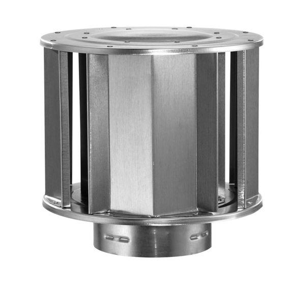 Duravent 4gvvth Ceiling Fan Design Chimney Cap Aluminum