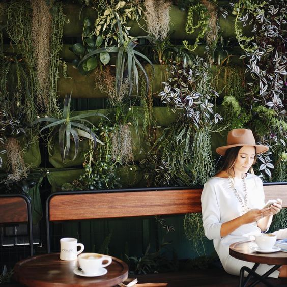 Verve coffee, LA