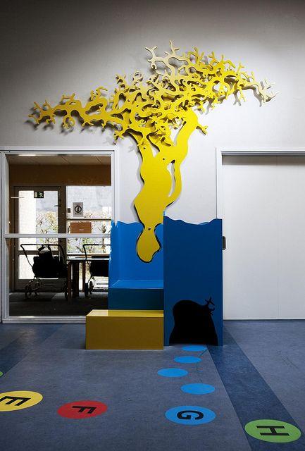 Børnehaven Solen - designbykalledesignbykalle