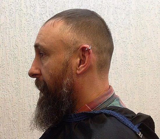 15 Trending Hairstyles For Balding Men Top Front Sides In 2020 Balding Mens Hairstyles Haircuts For Balding Men Bald Men