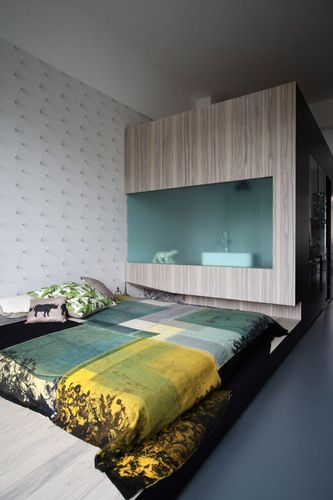 ** I love this bedspread ** Matrioska, studio UDA