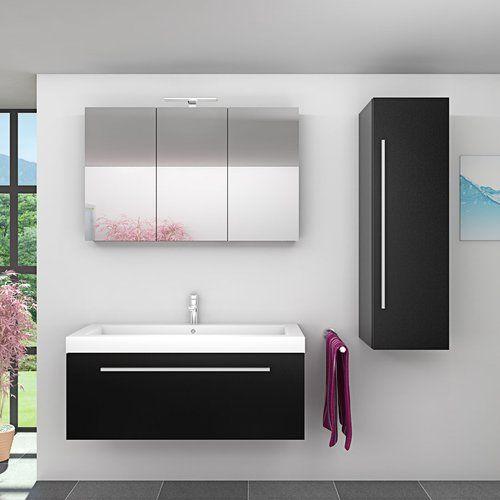Badmobel Set Gunstig Kaufen Trendbad24 De Badmobel Set Badezimmer Set Handwaschbecken Mit Unterschrank