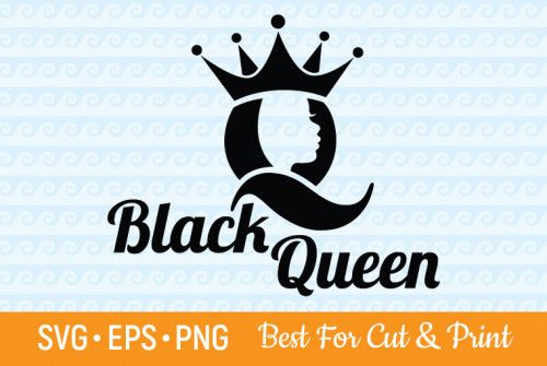 Black Queen Svg Afro Svg Afro Woman Svg Melanin Svg Afro Lady Svg Afro Women Black Queen Svg