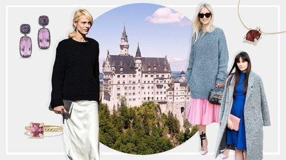 5 Insane Chateaus for Your Must-Travel List   StyleCaster