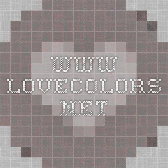 www.lovecolors.net
