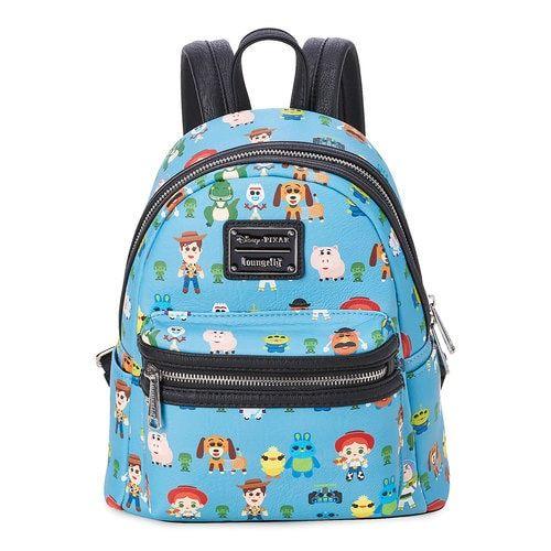 SALE NEW Loungefly X Disney Pixar Toy Story Buzz Lightyear Chibi Coin Bag