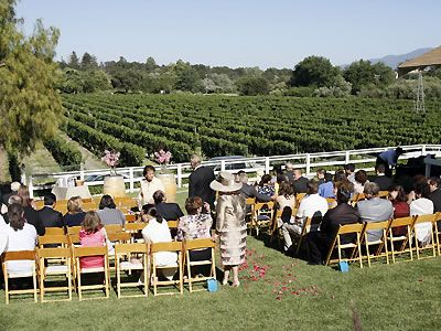 Lincourt Vineyard Solvang Weddings Santa Barbara Wine Country Reception Venues Santa Barbara Weddings 93463