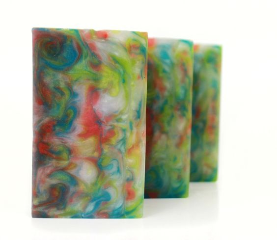 Amore / Scented Artisan Handcrafted Soap