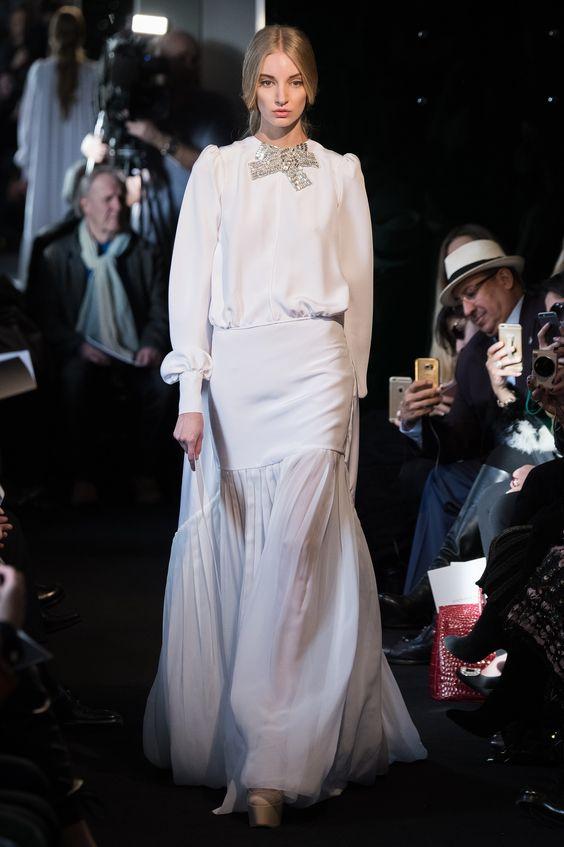 Stéphane Rolland Haute Couture Frühjahr/Sommer 2016