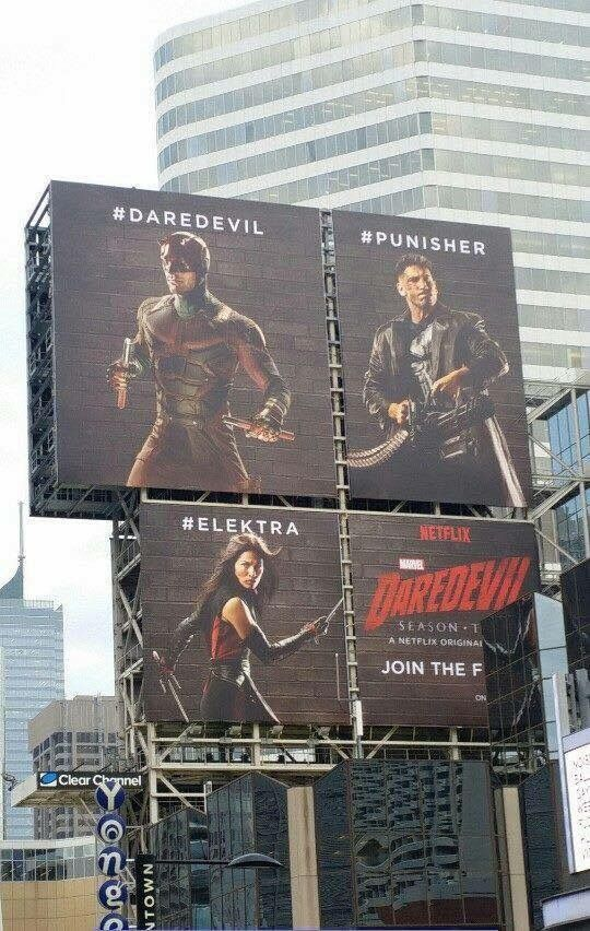#Daredevil