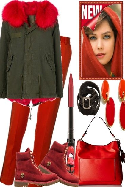 CASUAL+FOR+COLD+SNOWY+DAYS от mararivel - trendme.net
