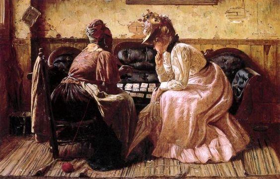 Roseland, Harry Herman (b,1867)- All in Cards, 1898 -2b