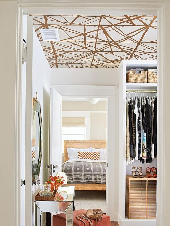 29 Stylish Ceiling Wallpaper Ideas For Every Room Wallpaper