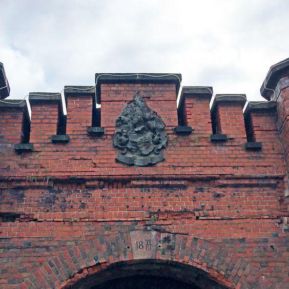 Кольцо оборонительных фортов – ночная перина Кёнигсберга (с картой)