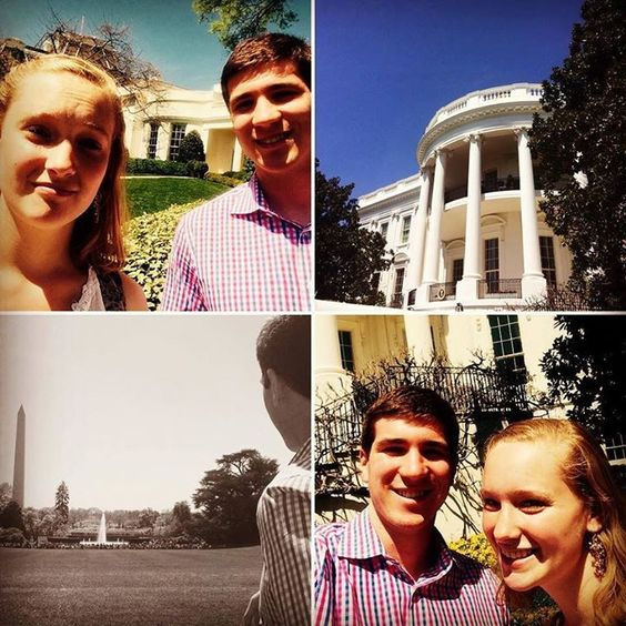by @moxiecooke #WhiteHouse #USA Went house shopping for some new digs yesterday