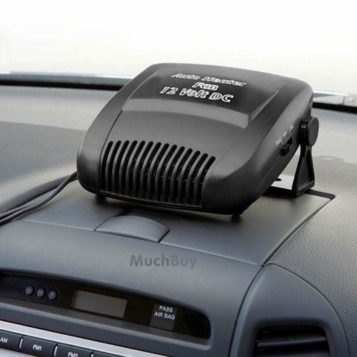 12v Car Vehicle Portable Ceramic Heater Heating Cooling Fan Defroster Demister Check Out Portable Car Air Conditioner Portable Air Conditioner Small Heater
