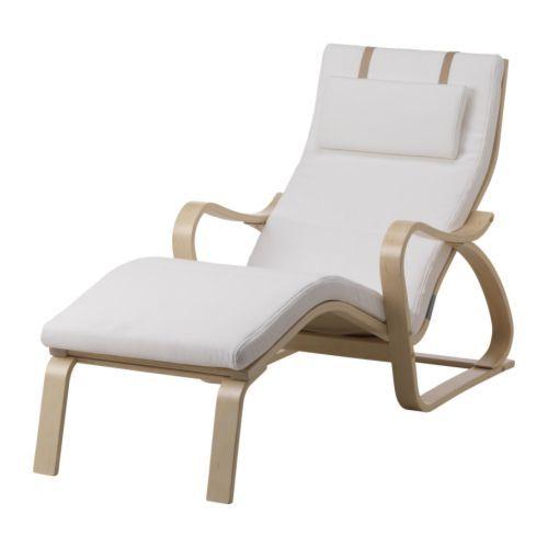 Chaise Lounge Ikea Poang chaise lounge ikea $179 - idea for a small ...