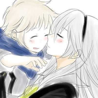 Kanna and Kamui