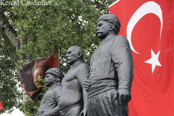 Kırkpınar Yağlı Güreşleri, Edirne, Turquía