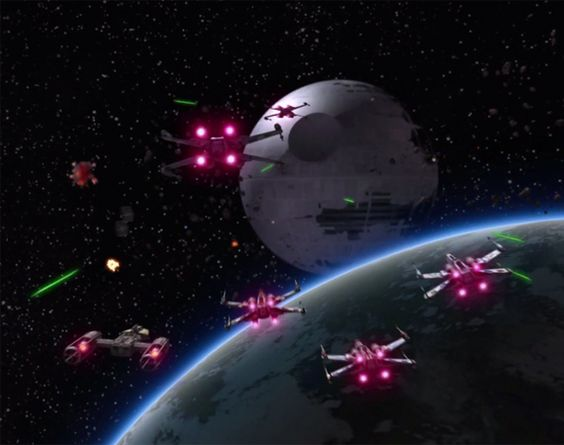 STAR WARS: ATTACK SQUADRONS TEASER TRAILER
