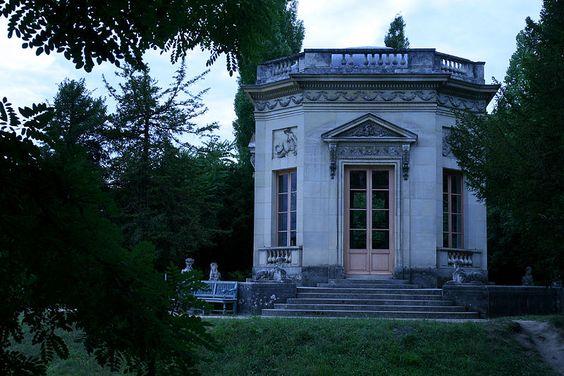 le hameau de la reine: le belvedere